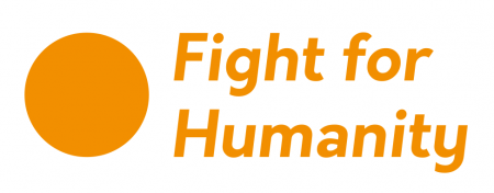 Fight for Humanity logo